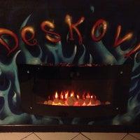 Photo taken at Пиццерия Deskovi by Johnny on 10/21/2013