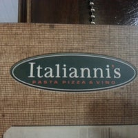Photo taken at Italianni's by Julio C. on 12/15/2012