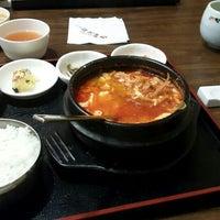 Photo taken at Hyang-to-gol Korean Restaurant by Pamela O. on 5/29/2015