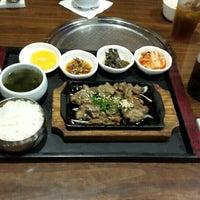 Photo taken at Hyang-to-gol Korean Restaurant by Pamela O. on 4/20/2015
