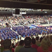 Photo taken at The Oncenter War Memorial Arena by Katrina M. on 6/22/2013