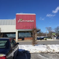 Photo taken at Plum Market by Sherry on 2/3/2017