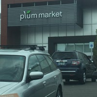 Photo taken at Plum Market by Sherry on 7/20/2017