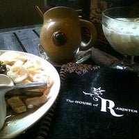 Photo taken at The House of Raminten by Khoirunnisa Rizki W. on 12/30/2013