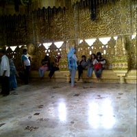 Photo taken at Masjid Tiban Turen by Khoirunnisa Rizki W. on 6/23/2013