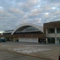 Photo taken at Aeropuerto Internacional de Rosario - Islas Malvinas (ROS) by Juan G. on 12/23/2012