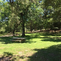 Photo taken at Hampton Plantation by Jesse R. on 6/9/2016