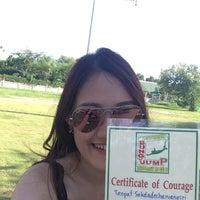 Photo taken at Pattaya Bungy Jump by niixmii on 6/28/2015