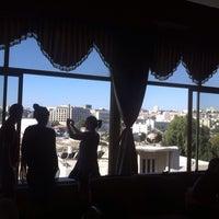 Photo taken at Mount Scopus Hotel by Deborah K. on 7/27/2013