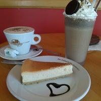 Photo taken at Italian Coffee Company by Sebastian R. on 2/1/2014