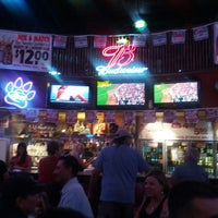 Photo taken at Rusty's Family Restaurant & Sports Grille by Julio D. on 8/22/2013