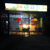 Photo taken at Pinobre Karinderya Ug Uban Pa by Abby D. on 10/20/2014