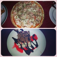 Photo taken at Bella Italia by Laura G. on 7/12/2013