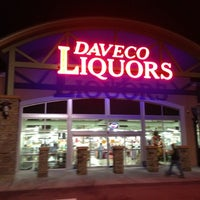 Photo taken at Daveco Liquors by James J. on 12/7/2012