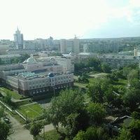 Photo taken at Крыша by Mari_Kot on 6/1/2013