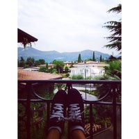 Photo taken at Hotel Bellerive by Alise K. on 6/18/2015