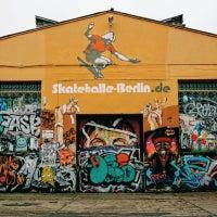 Foto tomada en Skatehalle Berlin por Jës el 8/9/2017