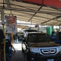 Photo taken at Greenwash Autolavados by Bernardo C. on 12/28/2012