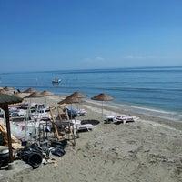 Photo taken at Denizati Cay Bahcesi by TC Orhan Ç. on 6/1/2013