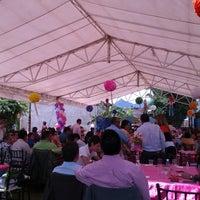 Photo taken at Santiaguito Etla by Mijailovich M. on 7/14/2013