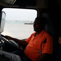 Photo taken at Hulhumalé Local Port (MPL) by Sofwaan on 11/13/2013