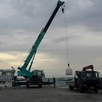 Photo taken at Hulhumalé Local Port (MPL) by Sofwaan on 11/12/2013