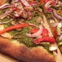 Photo taken at Apollonias Pizzeria by Caroline O. on 2/20/2013