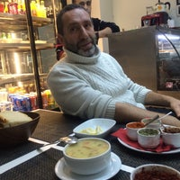 Photo taken at Maşa Çorba by Coşkun E. on 2/12/2016