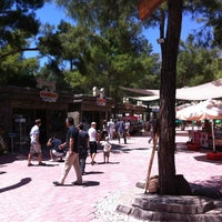 Photo taken at Dino Park by Mehmet E. on 6/3/2013