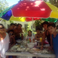 Photo taken at Aqua Cainta, Talisay by Mary G. on 4/27/2014