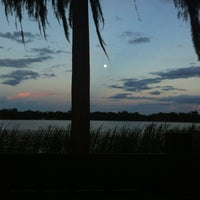 Photo taken at Mosquito Grill & Bar by Dale C. on 9/28/2012