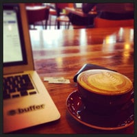 Photo taken at Epicenter Cafe by Joel G. on 1/4/2013