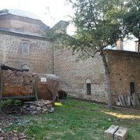 10/23/2013 tarihinde Ömer A.ziyaretçi tarafından Muradiye Külliyesi'de çekilen fotoğraf