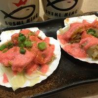 Photo taken at Sushi King by Eymirsya E. on 12/21/2012
