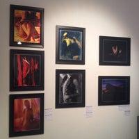Photo taken at Centro Municipal de las Artes by Miguel A. on 2/15/2014