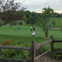 Photo taken at Crystal Lake Golf Course by Jacob L. on 6/1/2013