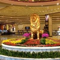 6/4/2013 tarihinde Jacob L.ziyaretçi tarafından MGM Grand Hotel & Casino'de çekilen fotoğraf