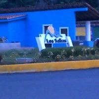 Photo taken at Redoma de San Antonio de los Altos by Renie Mourezut on 7/15/2013