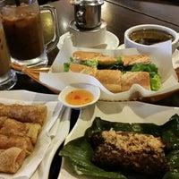 Photo taken at Saigon Cafe by Jenny Y. on 11/1/2014