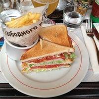 Photo taken at Café Charlot by Ed H. on 10/20/2012