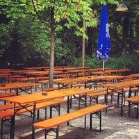 Das Foto wurde bei Wirtshaus am Bavariapark von Fabian G. am 6/7/2013 aufgenommen