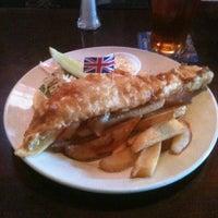Photo taken at Big Ben British Pub & Restaurant by Ron H. on 9/3/2013