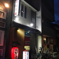 Photo taken at 新福菜館 府立医大前店 by TOYO T. on 7/10/2017