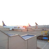 Photo taken at Gate 3 by TOYO T. on 1/4/2014
