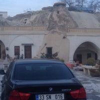 12/16/2015 tarihinde Sinan K.ziyaretçi tarafından Ortahisar Cave Hotel'de çekilen fotoğraf