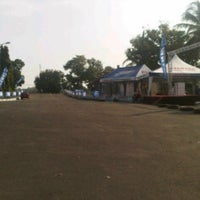 Photo taken at Kantor Bupati Lampung Selatan by aday r. on 10/26/2013