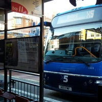 Photo taken at Gloucester Green Bus Station by baba on 10/4/2012
