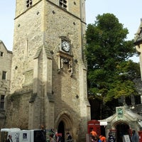 Photo taken at Carfax Tower by baba on 10/1/2012
