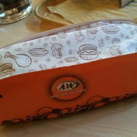 Photo taken at A&W by baba on 11/14/2012