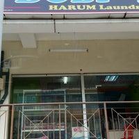 Photo taken at Kedai Dobi Harum Laundry by baba on 12/27/2013